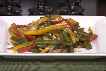 Green Bean Stir Fry Recipe
