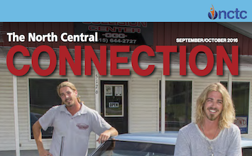 North Central Connection Sept/Oct 2016