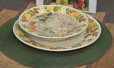 Chicken Kale Soup