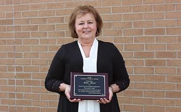 Community Service Award Winner – 2016